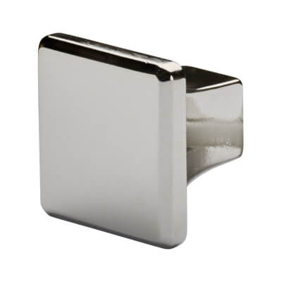 Crofts & Assinder Georgia Cabinet Knob - 32mm - Chrome