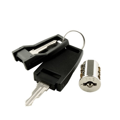 Replaceable Lock Core - Keyed Alike No 303 - Master Key Suite 1