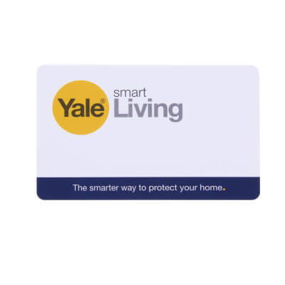 Yale Keyless Nightlatch RFID Key Card - Pack 2