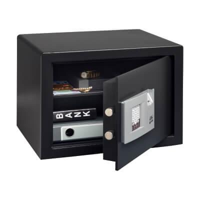 Burg Wächter P 3 E FS PointSafe Electronic Biometric Safe - 320 x 442 x 350mm - Black)