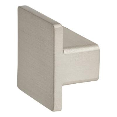 FingerTip Design RSQ Cabinet Knob - 21 x 38mm - Satin Nickel)