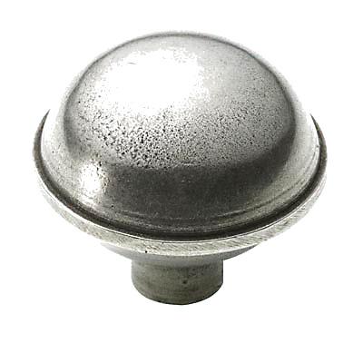 Finesse Rim Cabinet Knob - 47mm - Pewter)