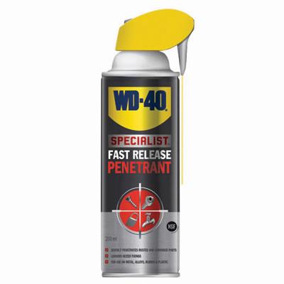 WD40 Fast Release Penetrant - 250ml