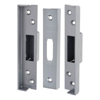 UNION® 13mm Rebate Kit to suit Strongbolt BS3621:2007 5 Lever Deadlock - Satin Chrome