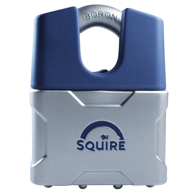 Squire Vulcan Closed Shackle Padlock - 50mm