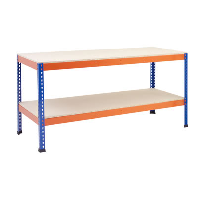Heavy Duty Workbench - 915 x 2440 x 760mm