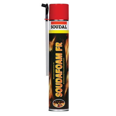 Soudal Soudafoam FR Hand Held - 750ml)