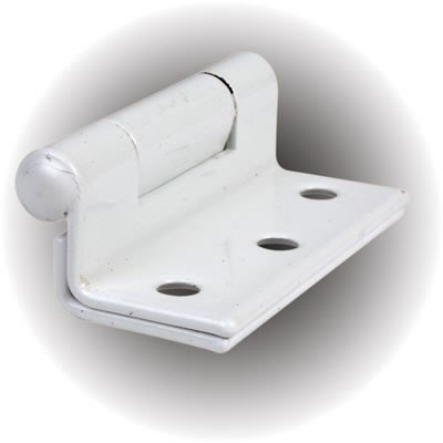Storm Proof Casement Hinge - 63mm - White