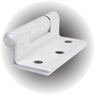 Storm Proof Casement Hinge - 63mm - White