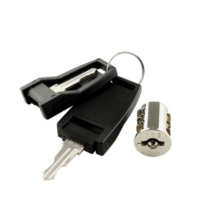 Replaceable Lock Core - Keyed to Differ - Master Key Suite 3