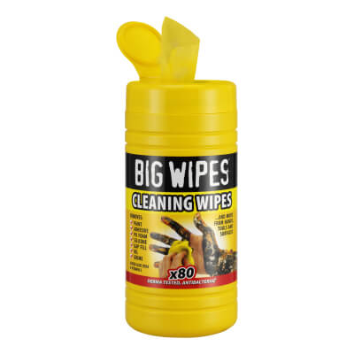 Big Wipes - Multipurpose - 80 Tub