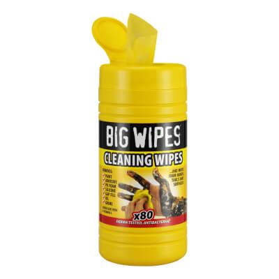 Big Wipes - Multipurpose - 80 Tub)