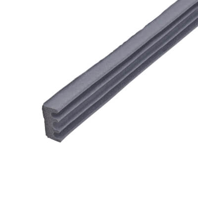 Exitex EPDM Joinery Seal - 5 metres - E - Grey)