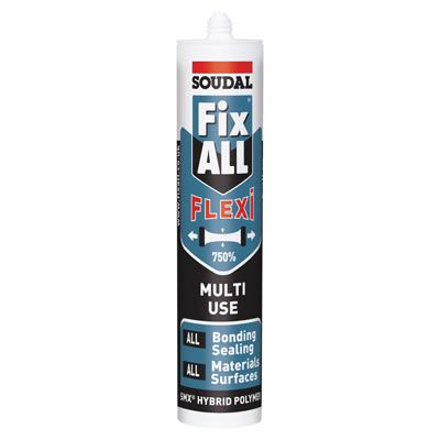 Soudal Fix All Flexi - 290ml - Grey
