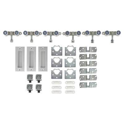 Barrier Loft Bi-Passing Sliding Door 3 Door Fittings Pack)