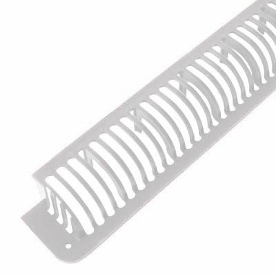 Trimvent XHD16 - uPVC/Timber - Window Vent - Grille - 352 x 16mm - White