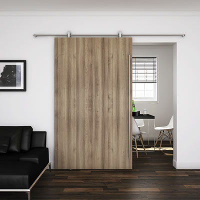 Spek Sliding Door Track - 2000mm)