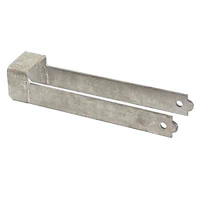 Throw-Over Gate Loop - 400mm - Galvanised