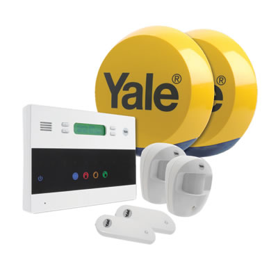 Yale® Easy Fit Telecommunicating Alarm)