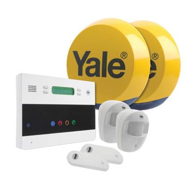 Yale® Easy Fit Telecommunicating Alarm)