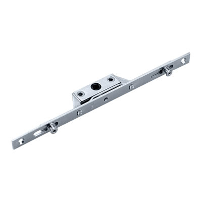 Avocet Inline Espagnolette UPVC Window Lock - 400mm - 22mm Backset - 8mm Cam