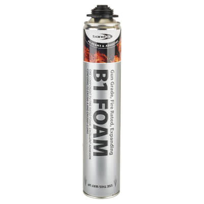 Bond It Fire Resistant Foam - 750ml - Gun Grade