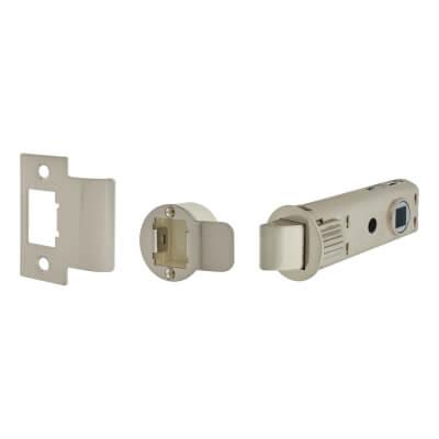 UNION JFL26 FastLatch Tubular Push-Fit Latch - 73mm Case - 57mm Backset - Satin Nickel