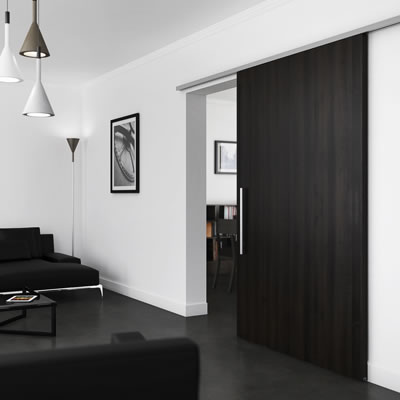 KLÜG Softslide 90 Soft Open/Close Door System Side Mounted Track - 2000mm)