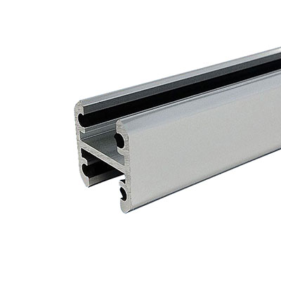 CCE Glass to Glass Channel Seal - Suit 12mm Glass - 2500mm)