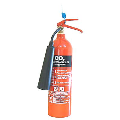 Co2 Fire Extinguisher - 2kg
