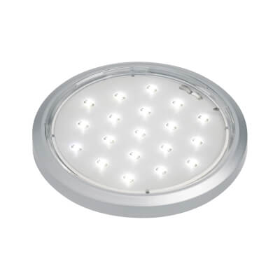 Leyton LED Ultra Thin Cabinet Downlight With Driver - 58mm - 3 x 1.4W)