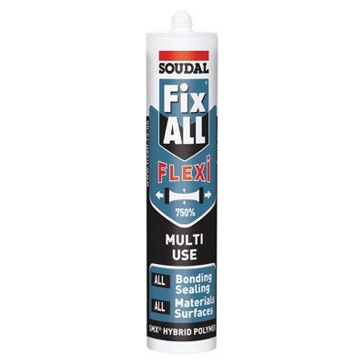 Soudal Fix All Flexi - 290ml - Black)