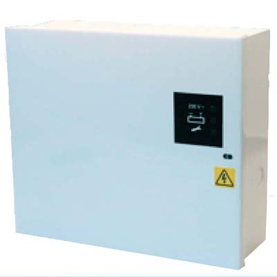 12v DC Regulated Boxed Power Supply - 3 Amp