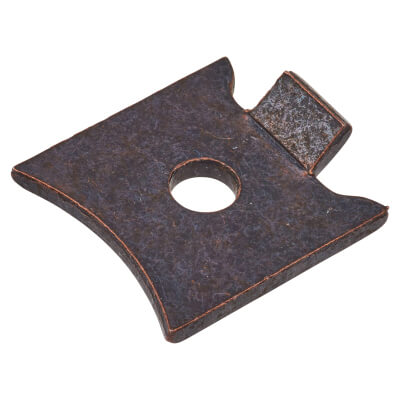 ION Standard Raised Bookcase Clip - Bronze Plated - Pack 10