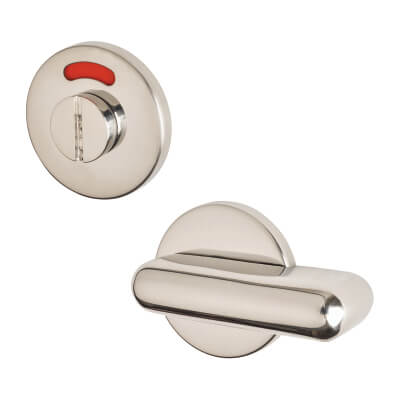 Altro Disabled Bathroom Turn & Release - Suit 8mm Spindle - Polished Stainless Steel)