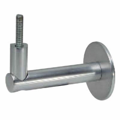 Modular 40mm Handrail System - Handrail Support - Suits Steel Handrail)