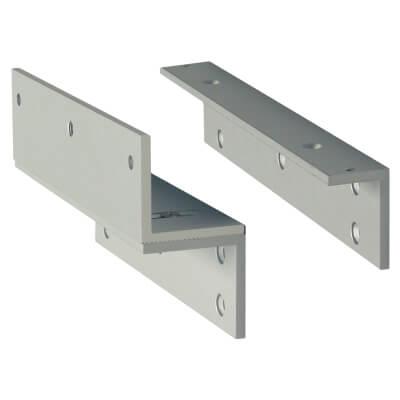 Z and L Bracket - Slimline Magnet)