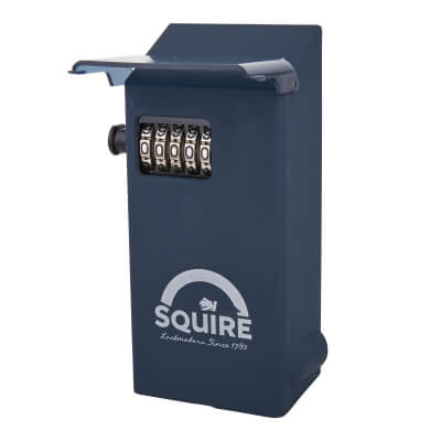 Squire Stronghold High Security Combination Key Safe)