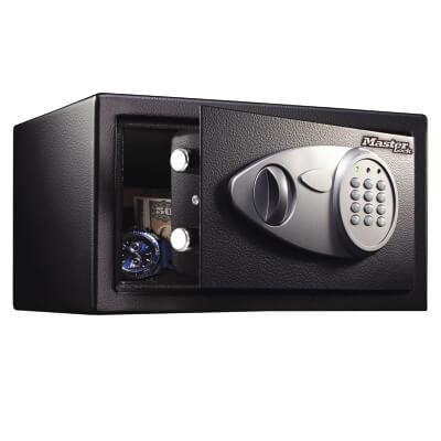 SentrySafe Small Digital Safe - 290 x 264 x 194mm - Black)