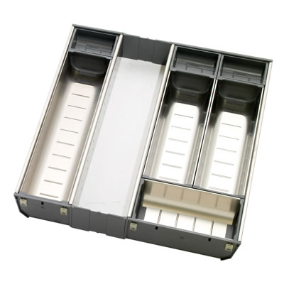 Blum Orga-Line Cutlery Insert - To suit TANDEMBOX 450mm