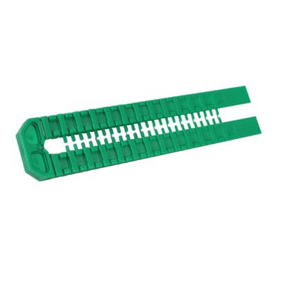 Green Wedge - 195 x 41mm - Pack 50)