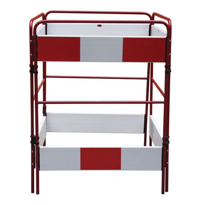 Temporary Safety Barrier - 4 Sided