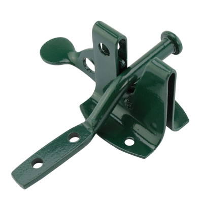 Auto Gate Catch - Green)