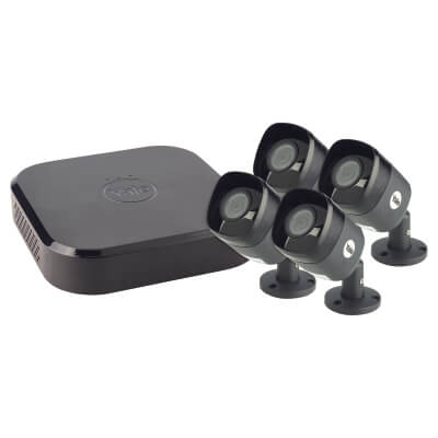 Yale Smart Home CCTV Kit - HD1080p - 4 Cameras)