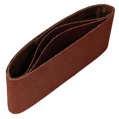 Mirka Hiolit X Portable Belts - 100 x 610mm - Grit 100 - Pack 10