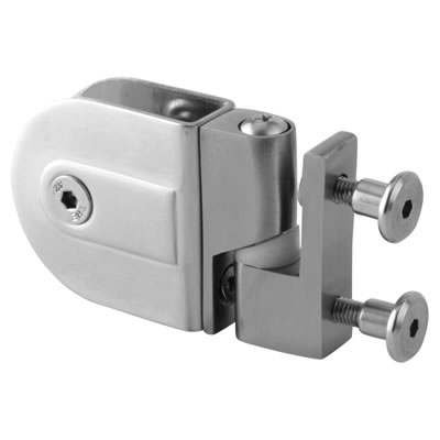 Cubicle Rise/Fall Hinges - 12-13mm Panels - 316 Stainless Steel)