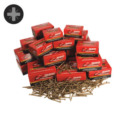 TIMco Velocity Contractor Pack - Pack 3600)