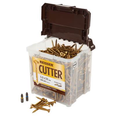 Reisser Cutter Tub - 5 x 50mm - Pack 600)