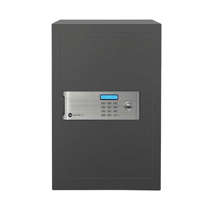 Yale® Certified Professional Safe - 520 x 350 x 360mm - Grey)