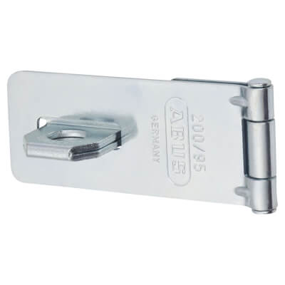 Abus 200 Traditional Hasp & Staple - 95mm)